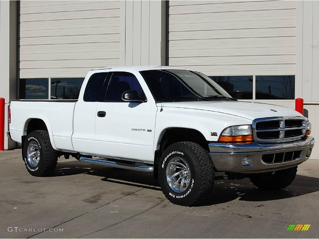 on Dodge Dakota Extended Cab 4x4