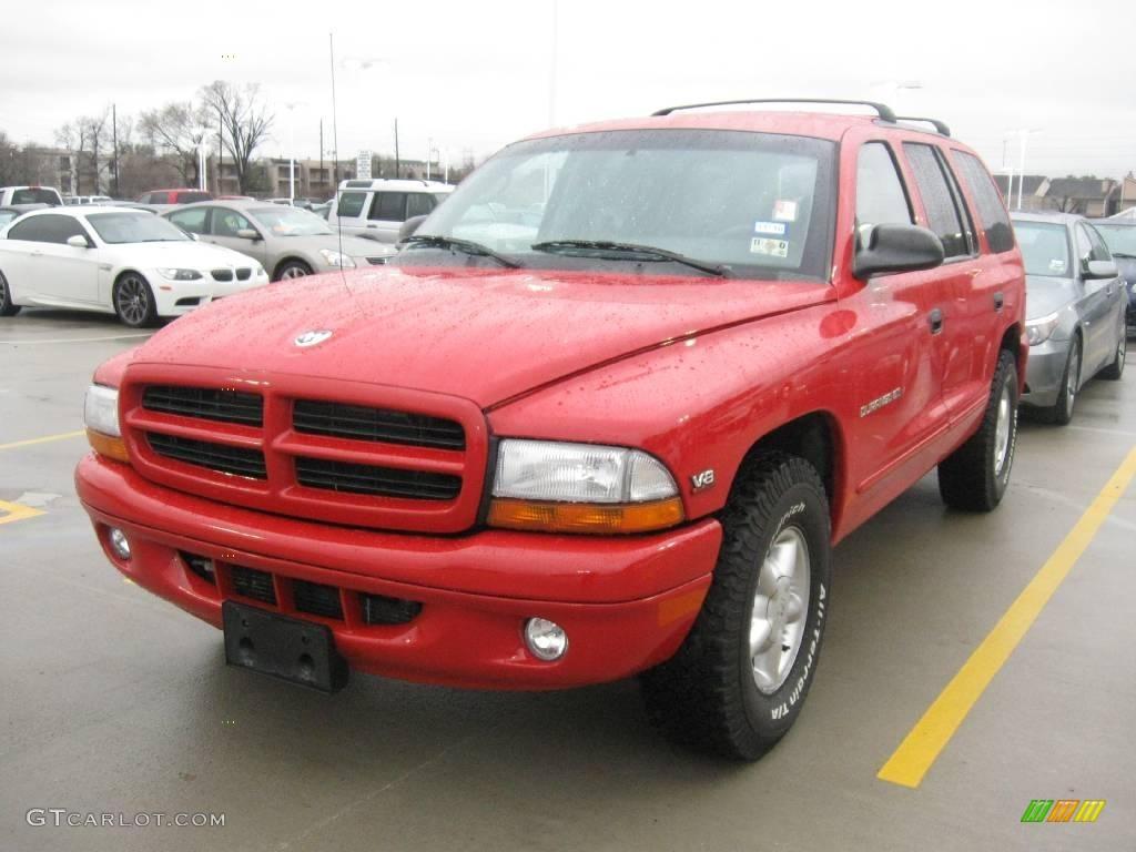 2000 flame red dodge durango sport 25501102 car color galleries. Black Bedroom Furniture Sets. Home Design Ideas