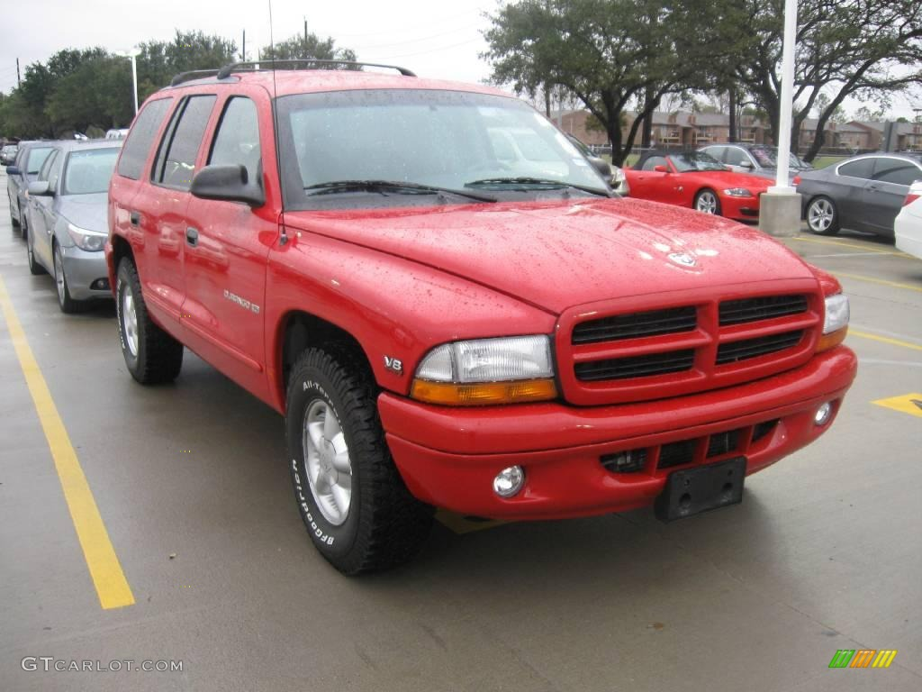 2000 flame red dodge durango sport 25501102 photo 5 car color galleries. Black Bedroom Furniture Sets. Home Design Ideas