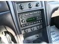 2001 Silver Metallic Ford Mustang GT Coupe  photo #12