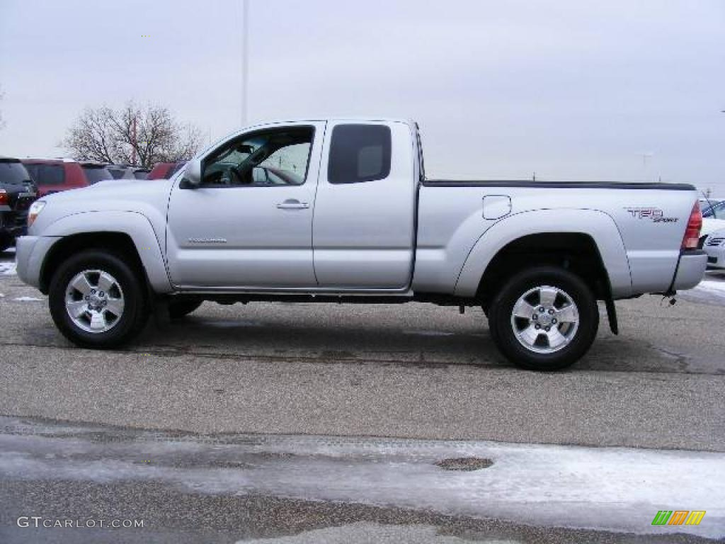 2005 silver streak mica toyota tacoma prerunner trd access. Black Bedroom Furniture Sets. Home Design Ideas