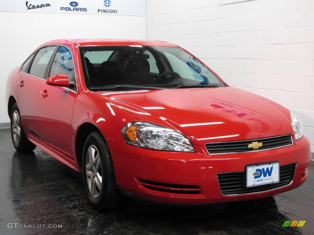 2010 victory red chevrolet impala ls 25501129 car color galleries. Black Bedroom Furniture Sets. Home Design Ideas