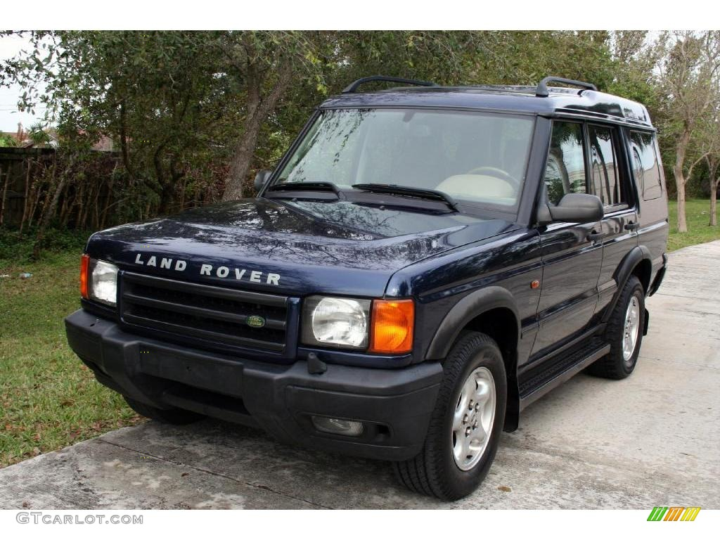 2001 oxford blue metallic land rover discovery ii se 25500991 car color galleries. Black Bedroom Furniture Sets. Home Design Ideas