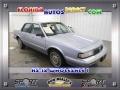 Light Adriatic Blue Metallic 1994 Oldsmobile Cutlass Ciera S
