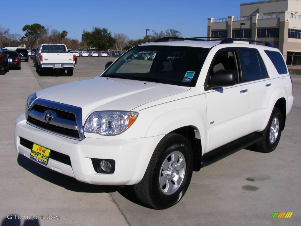 2007 natural white toyota 4runner sr5 2539730 car color galleries. Black Bedroom Furniture Sets. Home Design Ideas