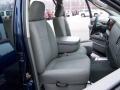 2006 Patriot Blue Pearl Dodge Ram 1500 SLT Quad Cab 4x4  photo #14