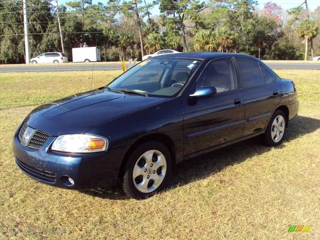 2006 blue dusk metallic nissan sentra 1 8 s 25581273 car color galleries. Black Bedroom Furniture Sets. Home Design Ideas