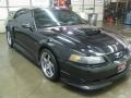 2001 Black Ford Mustang ROUSH Stage 1 Coupe  photo #28