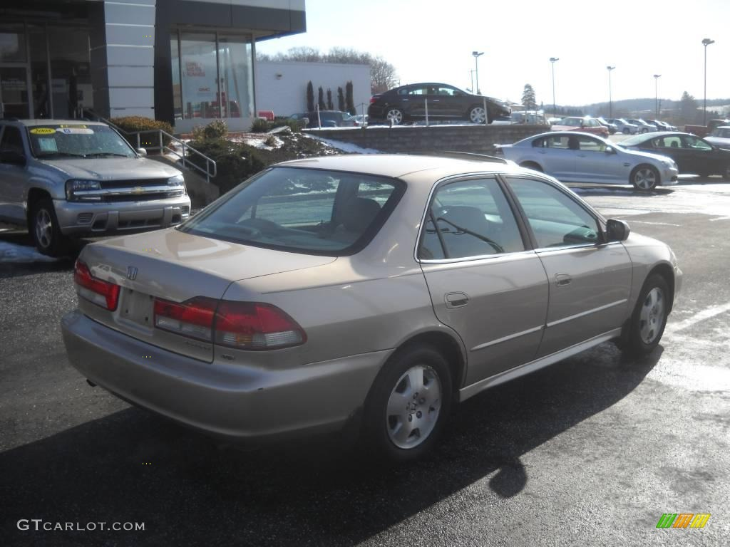 2001 honda accord v6 horsepower