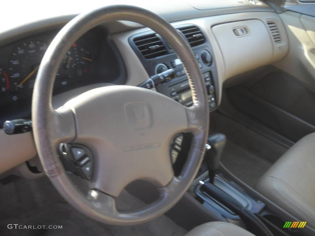 2001 Naples Gold Metallic Honda Accord Ex V6 Sedan 25580952 Photo 7 Car Color