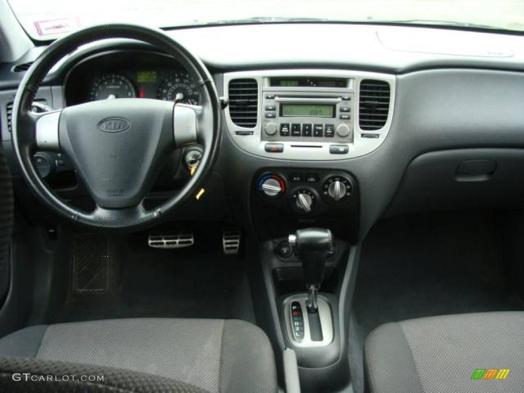 kia rio sx hatchback 2006