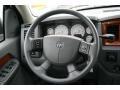 2006 Bright White Dodge Ram 1500 SLT Quad Cab 4x4  photo #23