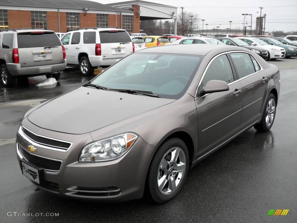 2010 mocha steel metallic chevrolet malibu lt sedan 25632217 car color galleries