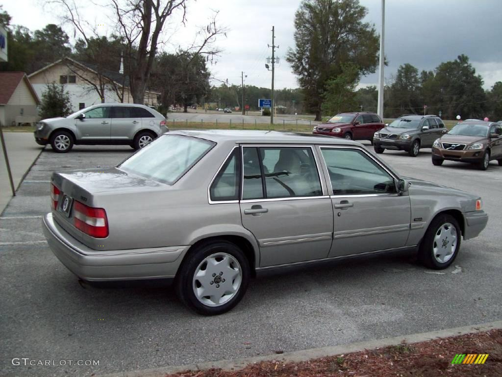 1997 pewter silver metallic volvo 960 sedan 25631818 photo 8 car color galleries. Black Bedroom Furniture Sets. Home Design Ideas