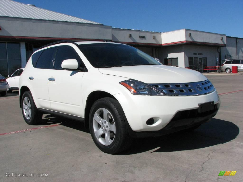 2005 glacier pearl white nissan murano s 2559085 car color galleries. Black Bedroom Furniture Sets. Home Design Ideas