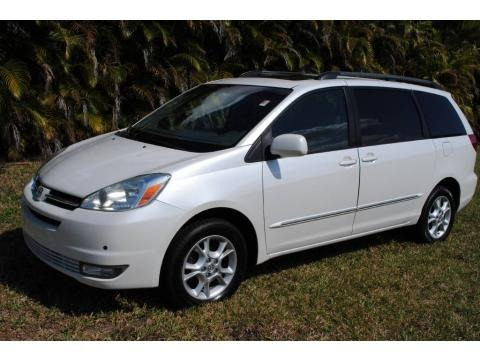 2004 toyota sienna xle limited awd data info and specs. Black Bedroom Furniture Sets. Home Design Ideas