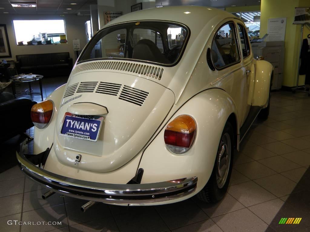 1973 Cream White Volkswagen Beetle Coupe 25675967 Photo 6 Gtcarlot Com Car Color Galleries