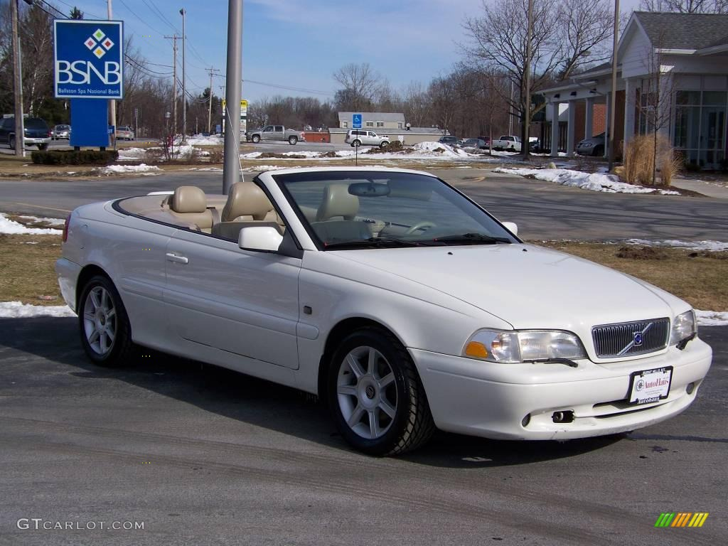 2002 White Volvo C70 Ht Convertible  25676064 Photo  31