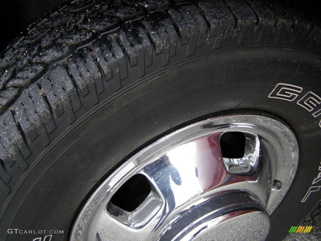 2007 Ram 3500 Big Horn Quad Cab Dually - Inferno Red Crystal Pearl / Khaki photo #12