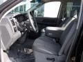 2006 Black Dodge Ram 1500 ST Quad Cab  photo #10