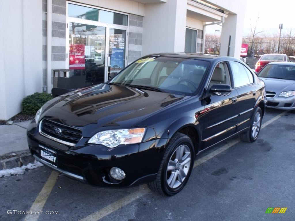 2007 obsidian black pearl subaru outback 30r llan edition obsidian black pearl subaru outback vanachro Image collections