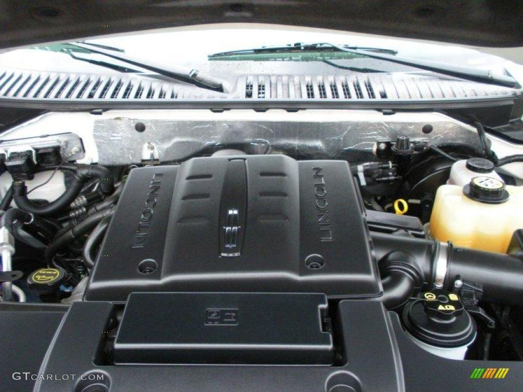2007 Lincoln Navigator Luxury Engine Photos