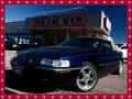 Dark Adriatic Blue 1996 Cadillac Eldorado Gallery