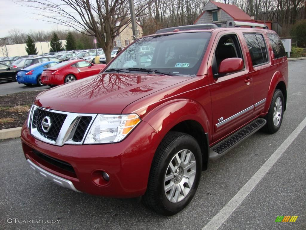 2008 red brawn nissan pathfinder le v8 4x4 25752525 photo 3 red brawn nissan pathfinder vanachro Choice Image