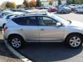 2007 Brilliant Silver Metallic Nissan Murano SL AWD  photo #2