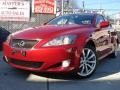 Matador Red Mica 2006 Lexus IS 250 AWD