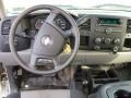 Summit White - Silverado 1500 Work Truck Extended Cab 4x4 Photo No. 8