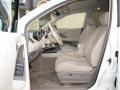 2007 Glacier Pearl White Nissan Murano S  photo #8