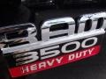 2010 Brilliant Black Crystal Pearl Dodge Ram 3500 SLT Crew Cab Dually  photo #7