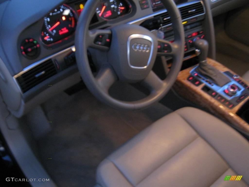 2005 Night Blue Pearl Effect Audi A6 32 Quattro Sedan 25793037