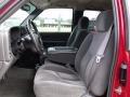 2005 Victory Red Chevrolet Silverado 1500 Z71 Extended Cab 4x4  photo #11