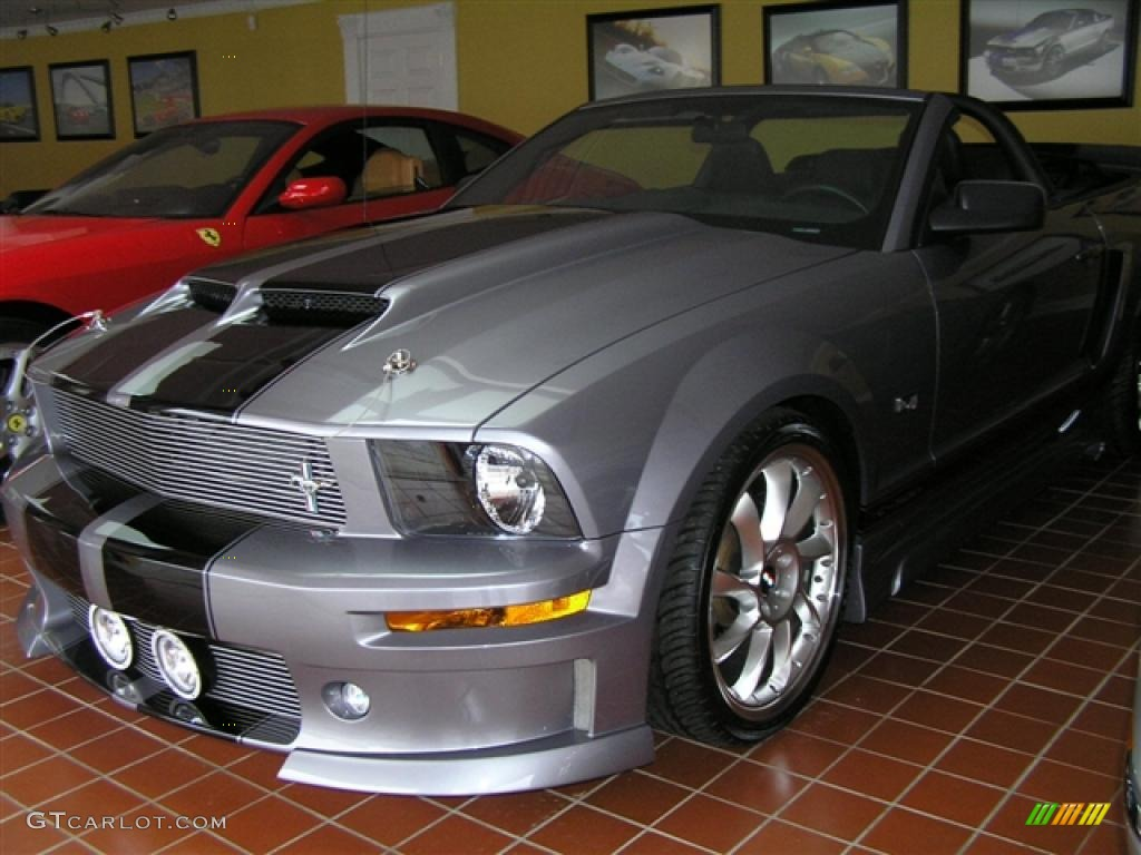 2006 Tungsten Grey Metallic Ford Mustang Cervini C 500 Convertible 25793053 Photo 6 Gtcarlot