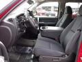 2009 Victory Red Chevrolet Silverado 1500 LT Crew Cab  photo #9