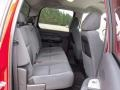 2009 Victory Red Chevrolet Silverado 1500 LT Crew Cab  photo #14