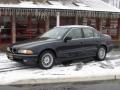 Orient Blue Metallic 1999 BMW 5 Series Gallery