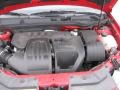 2007 Victory Red Chevrolet Cobalt LS Coupe  photo #5