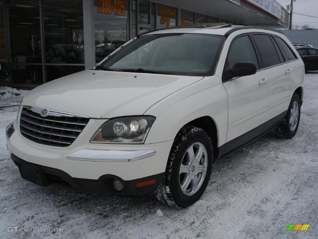 2004 stone white chrysler pacifica awd 25792701 car color galleries. Black Bedroom Furniture Sets. Home Design Ideas
