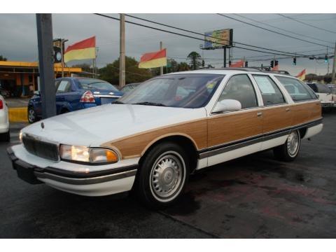 1993 Buick Roadmaster Estate Wagon. Estate Wagon 1996 Buick