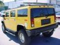 2003 Yellow Hummer H2 SUV  photo #5