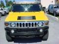 2003 Yellow Hummer H2 SUV  photo #8