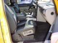 2003 Yellow Hummer H2 SUV  photo #11