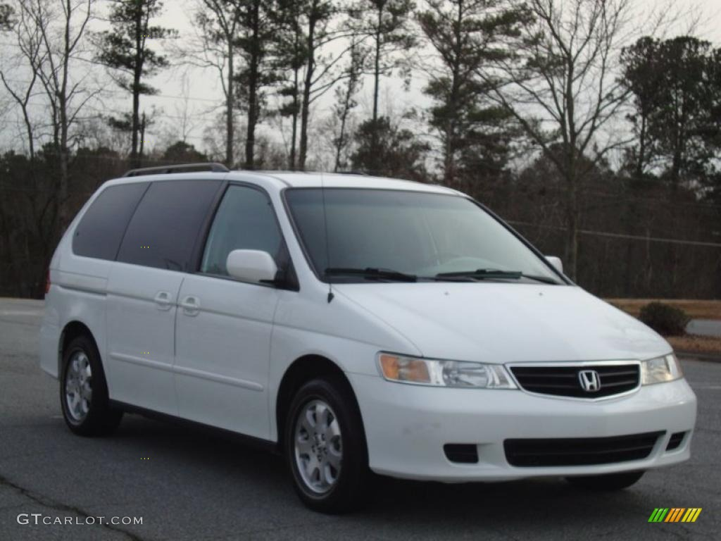 2003 taffeta white honda odyssey ex 25841826 car color galleries. Black Bedroom Furniture Sets. Home Design Ideas