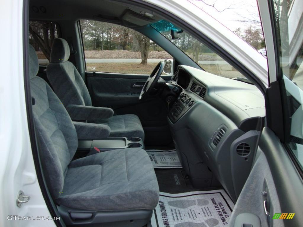 2003 taffeta white honda odyssey ex 25841826 photo 7. Black Bedroom Furniture Sets. Home Design Ideas