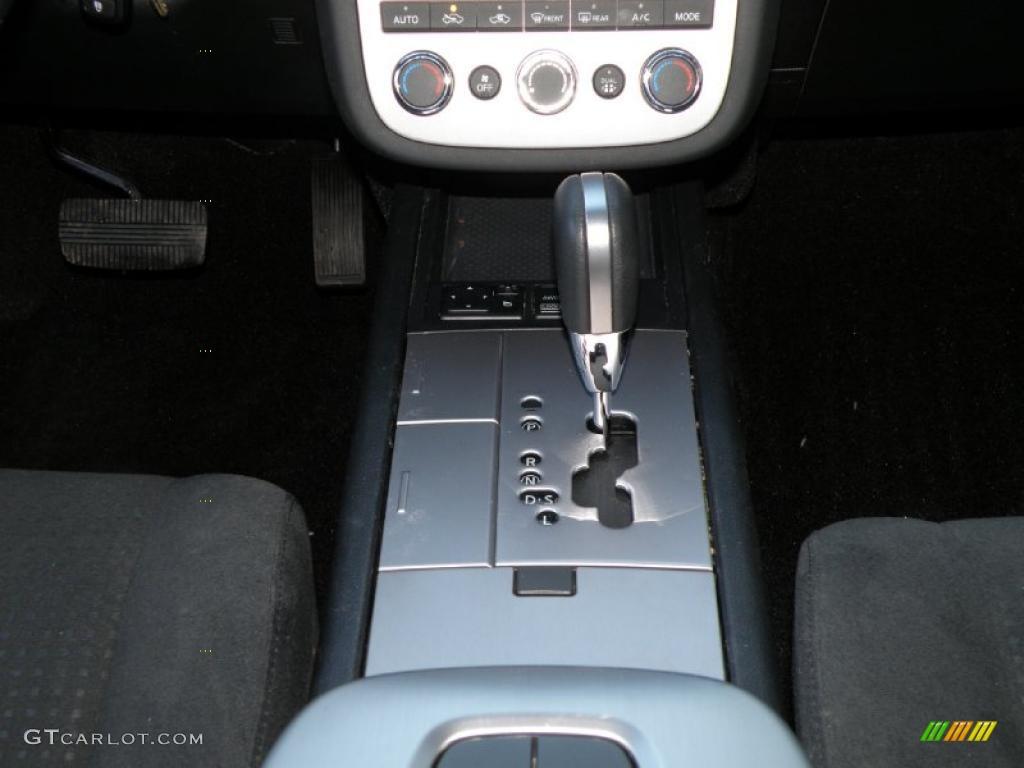 2007 Murano S AWD - Brilliant Silver Metallic / Charcoal photo #10