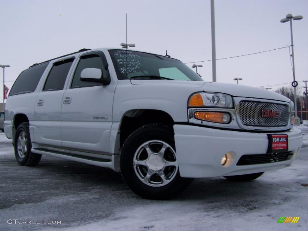 2002 summit white gmc yukon xl denali awd 25841452. Black Bedroom Furniture Sets. Home Design Ideas