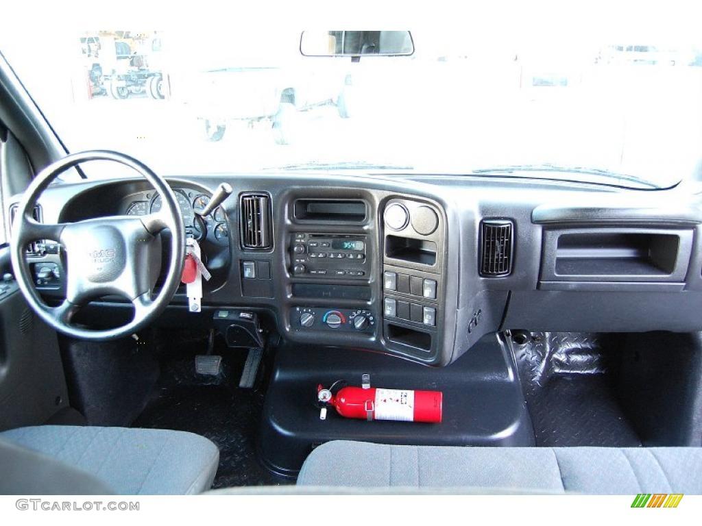 2007 Summit White GMC C Series TopKick C5500 Crew Cab Flat ...
